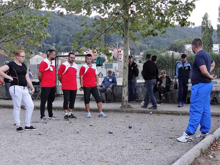 Pétanque : on connaît les 4 derniers qualifiés pour la finale de la Coupe de l'Yssingelais