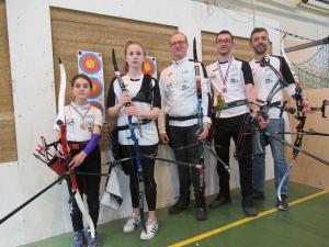 Tir à l'arc : deux Yssingelais aux championnats de France