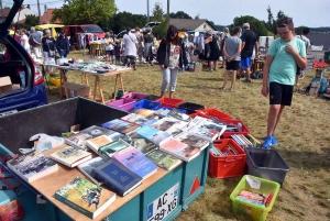 """Yssingeaux : le village de """"Versilhac"""" occupé par le vide-greniers ce 14 juillet"""