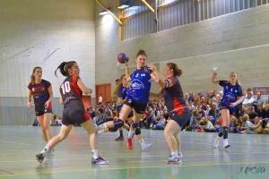 Nina Mathevon. Photo Actus Sports 43 Sébastien Ricou