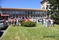 Puy-en-Velay : des avancées dans le conflit social à l'hôpital Emile-Roux