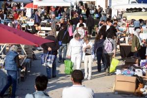 Brocante de Pont-Salomon : tout doit disparaître d'ici dimanche