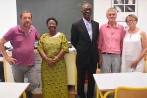 Dunières : plus de 4 000 euros récoltés au profit d'EPHATA au collège