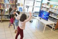Chambon-sur-Lignon : les jeux vidéos intègrent les rayons de la bibliothèque