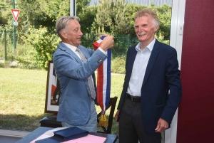 Saint-Ferréol-d'Auroure : Roland Rivet, le bras droit devient maire