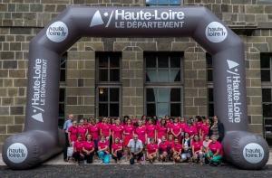 Course des filles : 90 membres du Département au départ dimanche