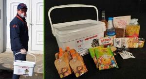 Coronavirus : l'association RRT offre des colis alimentaires aux personnes isolées