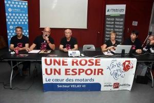 Une Rose Un Espoir s'étend encore et arrive à Yssingeaux