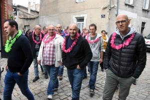 Saint-Didier-en-Velay : les classards en 9 se retrouvent pour le changement de dizaine