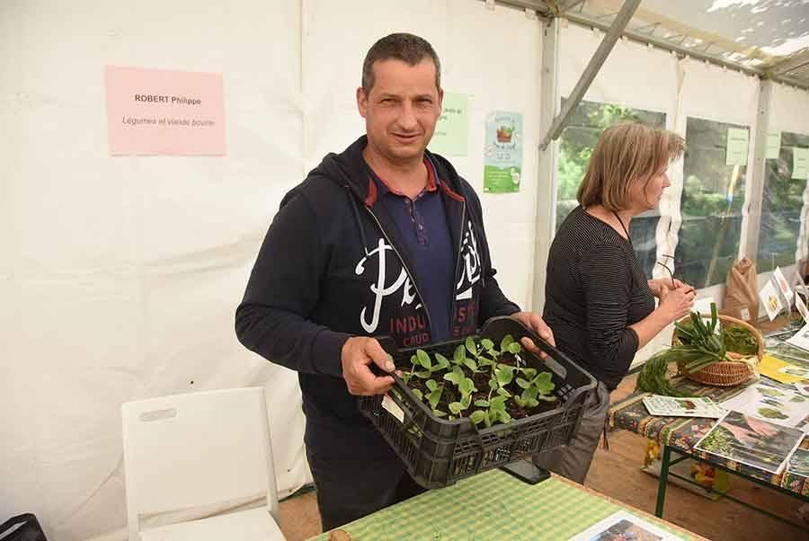 Puy-en-Velay : un marché de producteurs champêtre ce mercredi jusqu'à 18 heures