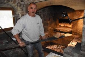 Montregard : pain, marche et repas le 23 août