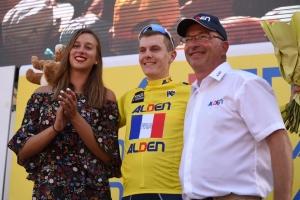 Simon Guglielmi est le nouveau leader du Tour de l'avenir
