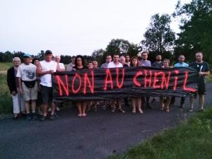 Raucoules : un collectif de riverains s'oppose à l'installation d'un chenil