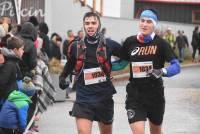 Capito Trail : les photos des 20 km en duo