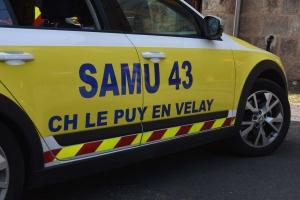 """Lantriac : un blessé grave dans une sortie de route à """"La Gare"""""""