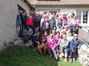 Yssingeaux : une journée familiale pour les Croq'Sentiers