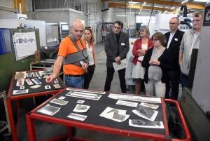 Saint-Maurice-de-Lignon : pour ses 10 ans, AMV Meca présente son couteau de poche en avant-première