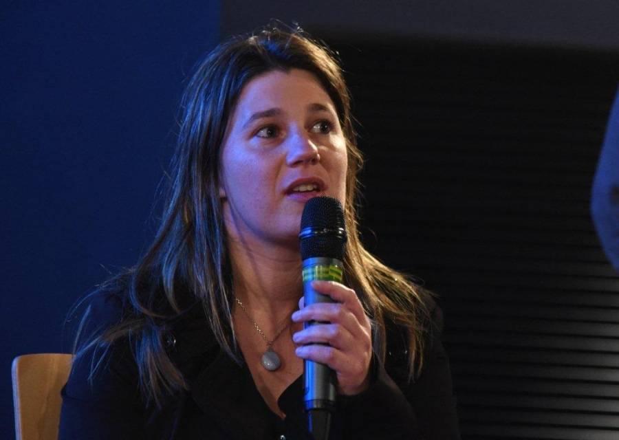 Marie Bufferne, six fois vice-championne de France en dressage handisport. Photo Lucien Soyère