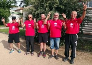 Monistrol-sur-Loire : des boulistes aux championnats de France ce week-end