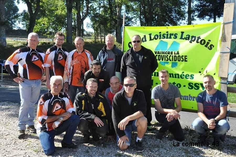 Lapte : une randonnée quad, moto et SSV le 29 septembre pour Vaincre la mucoviscidose