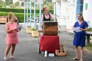 Brives-Charensac : Nosfératu déclame et chante cet été