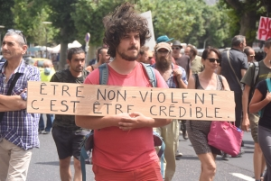 La mobilisation prend de l'ampleur en Haute-Loire contre le pass sanitaire