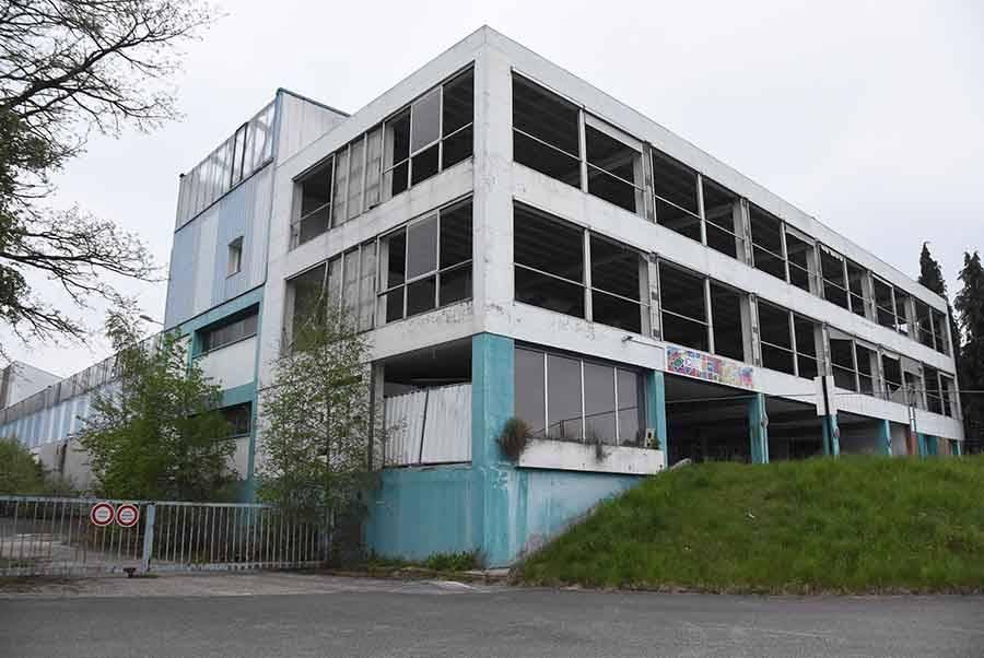 Sainte-Sigolène : l'ancienne usine Fayard-Ravel va devenir un grand lotissement