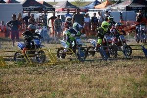 Course sur prairie de Saint-Maurice-de-Lignon : les 65 cc