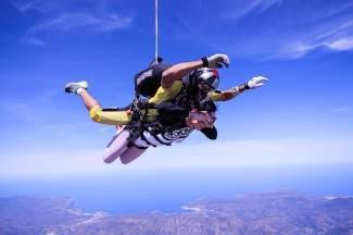 saut en parachute 43