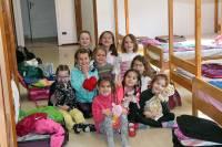 Saint-Maurice-de-Lignon : les grandes sections de l'école publique en classe découverte au Bessat