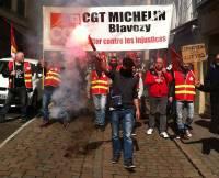 Blavozy : la CGT de Michelin réagit à l'annonce des suppressions d'emploi