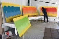 Saint-Didier-en-Velay : un arc-en-ciel artistique ce week-end en ville