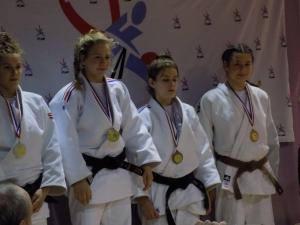 Judo : Elodie Valla (Monistrol Budo) sur le podium à Clermont
