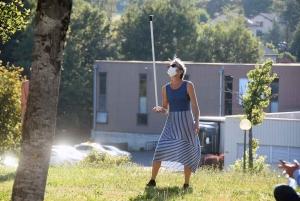 """Saint-Agrève : """"Par ici la Danse"""", à savourer jusqu'au 2 août"""