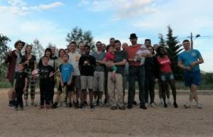 Le Badminton Club Emblavez victorieux à Ambert