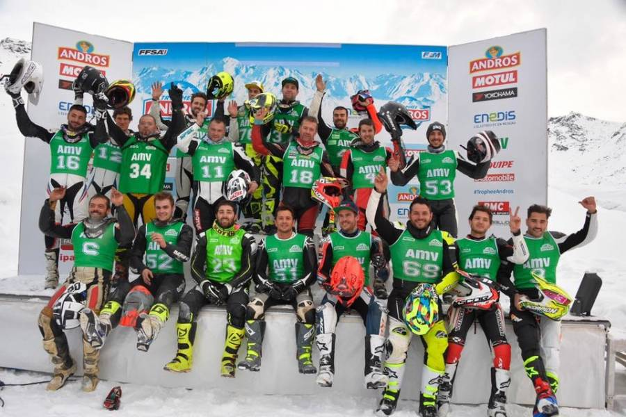 Photo Trophée Andros