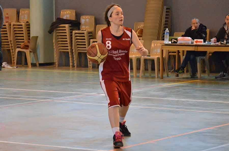 Basket : Tence reste en appétit contre Beauzac
