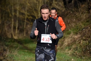 Trail de Beauzac : les 22 km
