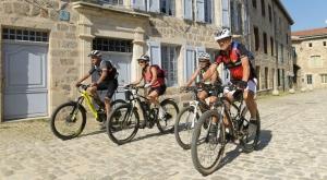 Un nouveau terrain de jeu pour les vététistes dans les Gorges de la Loire