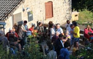 Le Mas-de-Tence : une soirée de la Retornada au Bachàs