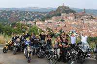 Les motards vont distribuer 9 000 roses pour la Ligue contre le cancer samedi