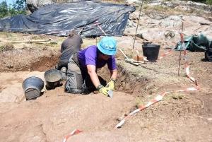 Monistrol-sur-Loire : ce que révèlent les premières fouilles archéologiques du château vieux (vidéo)