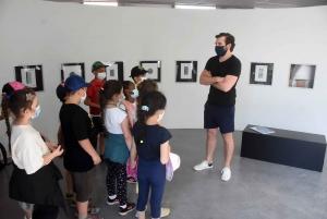 Retournac : des enfants ambassadeurs au musée