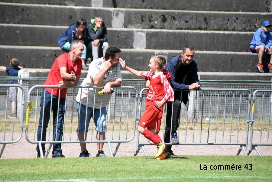 Sainte-Sigolène : 18 équipes pour le tournoi des footballeurs U11