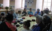 Saint Front : quand tricoter, c'est partager...