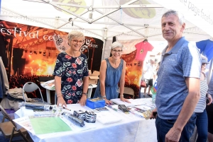 Saugues : un air de Bretagne souffle sur le Festival celte en Gévaudan (vidéo)