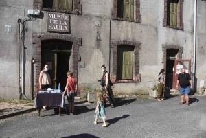 Le passé industriel et ouvrier de Loire Semène filmé et dansé