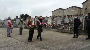 Saint-Just-Malmont : un 11-Novembre adapté et en petit comité