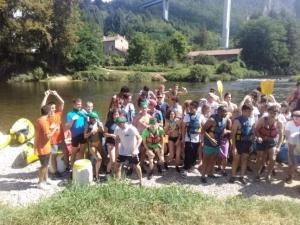 L'École des Mines de Saint-Etienne se jette à l'eau avec les Rangers