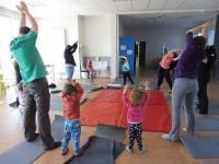 Chadrac : une dernière séance gratuite au yoga